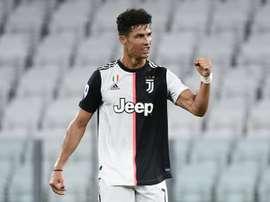 Jesse Lingard encense Ronaldo. afp