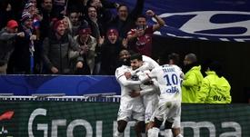 Dembélé offre le derby à Lyon contre Saint-Étienne. GOAL