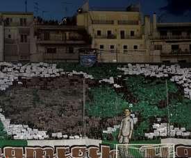 El Panathinaikos tiene nuevo dueño. AFP