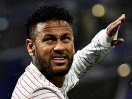 Neymar lo tiene claro: Barça o Barça. AFP