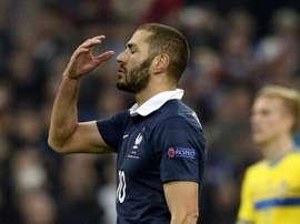 Karim reabre el debate en Francia. AFP