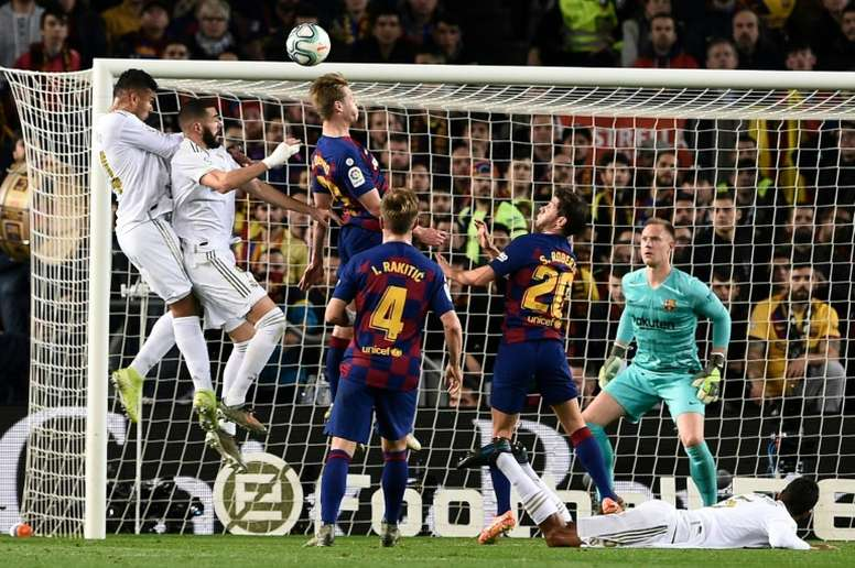 Barcelona tem joia insatisfeita que está na mira do Real Madrid. AFP