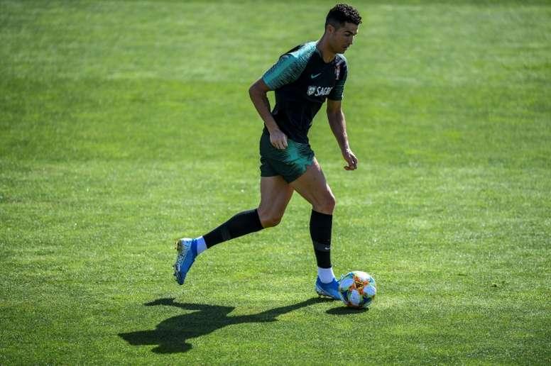Meilleur buteur historique de Madrid, de Ligue des champions, du Portugal... et plus encore ? AFP