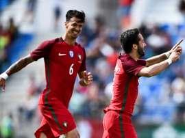O médio do Monaco está de 'parabéns'. AFP