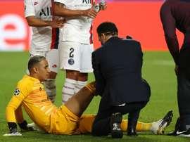 Tuchel resolve chamar seu quarto goleiro. AFP