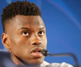 United want to sign Badiashile. AFP