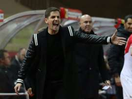 Strasbourg se balade à Monaco, Moreno tombe de haut. AFP