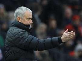 El United está a punto de hacerse con un joven delantero. AFP