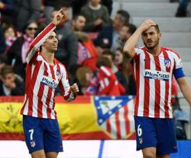 Atlético could sign a CB. AFP