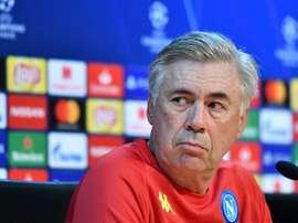 Turnover in vista per Ancelotti. AFP