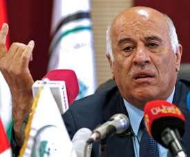 Rjoub dénonce une décision politique. AFP