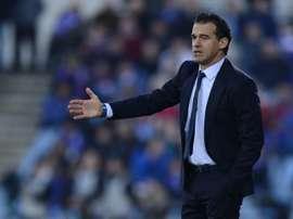 Villarreal a nommé Luis García Plaza comme nouvel entraîneur. AFP