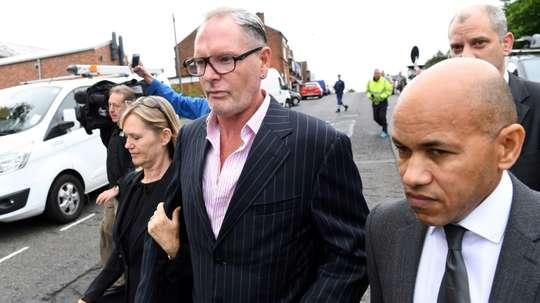 L'ex-footballeur anglais Gascoigne acquitté d'agression sexuelle. AFP
