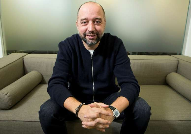 Le président Gérard Lopez se confie sur le mercato à venir. AFP