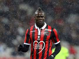 Balotelli change de destin. AFP