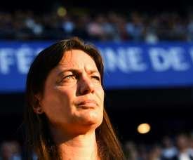 Ce dimanche, la France affronte le Brésil. AFP
