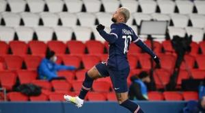 Le but de Neymar contre Istanbul élu plus beau but de la phase de groupes. AFP
