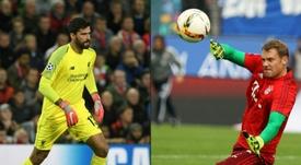 David James afirmou que Manuel Neuer é o melhor da posição atualmente. AFP