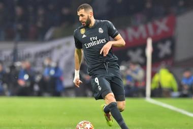 Benzema sabe que no regresará con los 'Bleus'. AFP