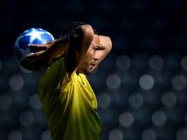 Hoarau est désormais une légende des Young Boys. AFP