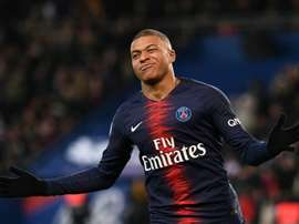 Mbappe is a money making machine. AFP