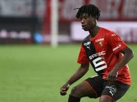 PFDB reports: Camavinga, an undeniable talent. AFP