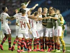 Le football de retour jeudi au Brésil. AFP