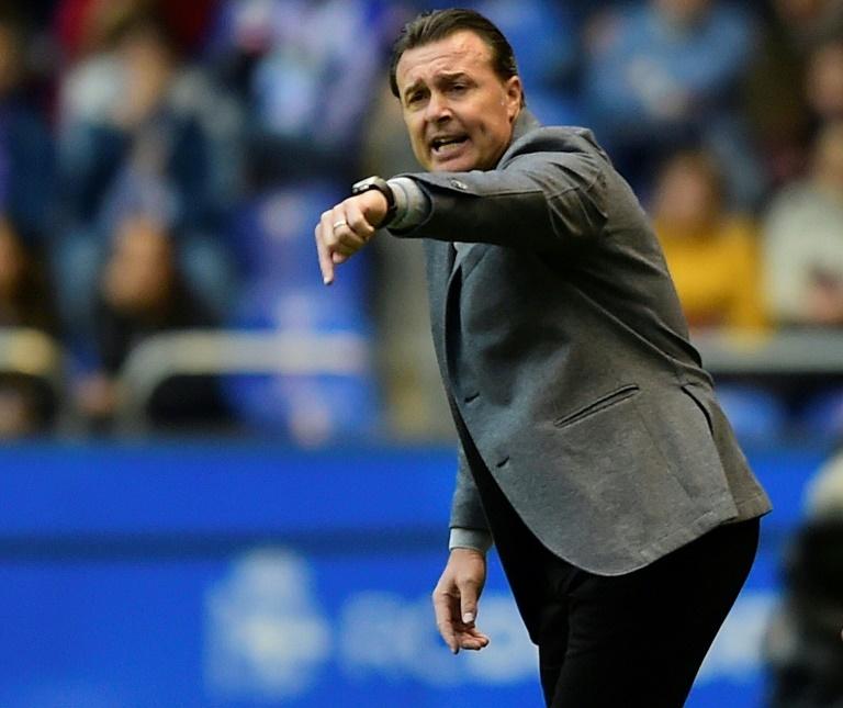 Esp : Le Deportivo vire son entraîneur