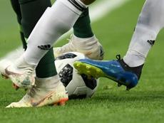 Un ex-footballeur condamné pour corruption sportive. AFP