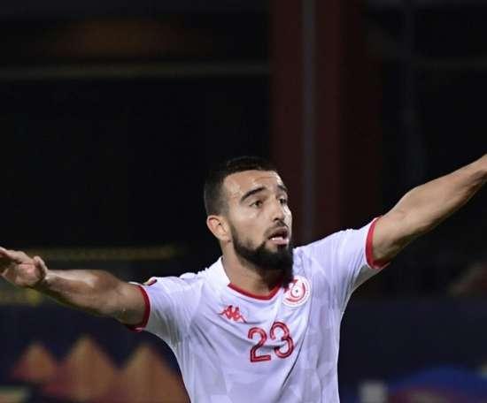 De la Quinta División a estrella de Túnez en un lustro. AFP