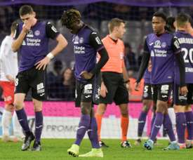 Liverpool mira em Mathieu Gonçalves, do toulouse. AFP