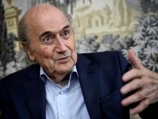 Blatter ira témoigner en France si le PNF lui demande. AFP