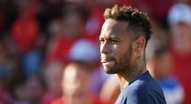 Bartomeu valoró la marcha de Neymar y confirmó que es difícil que vuelva. AFP