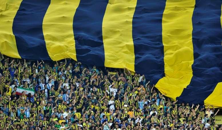 El Fenerbahçe es uno de los tres grandes clubes de Estambul. AFP/Archivo