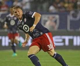 O alemão teve uma boa 1ª temporada nos U.S.A. AFP