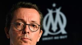 Les comptes de l'OM validés, ceux de Lille restent à statuer. AFP