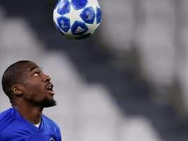 Kondogbia avertit son équipe à propos de l'Atalanta. AFP
