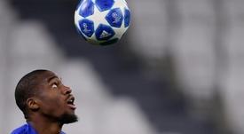 La UEFA también estudiara la amarilla a Kondogbia. AFP