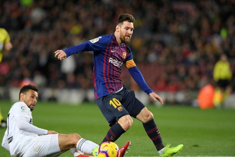 Coquelin, Copa del Rey silent hero. AFP