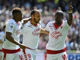 Bordeaux devra passer par les tours préliminaires de la Ligue Europa. AFP