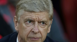 Wenger was at Arsenal for 22 years. AFP