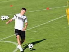 Allemagne: Süle ne jouera pas l'Euro-2020, assure Hoeness. AFP