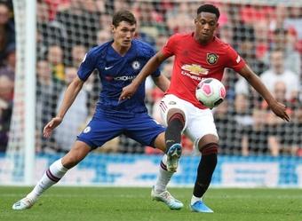 Christensen veut rester longtemps à Chelsea . afp