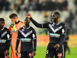 Bordeaux marque enfin ! AFP