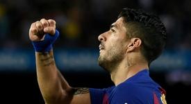 Suárez repasó el hundimiento de Lisboa. AFP