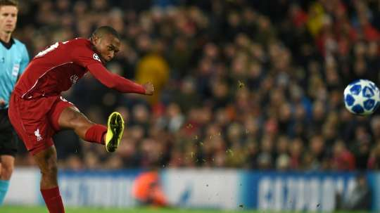 L'attaquant de Liverpool Daniel Sturridge. AFP