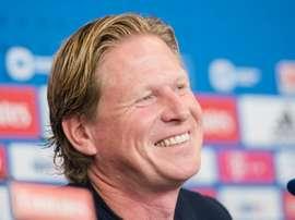 Allemagne: Markus Gisdol nommé entraîneur de Cologne. AFP