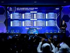 La Ligue des champions asiatique reportée indéfiniment. AFP