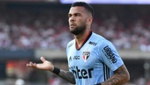 Sao Paulo rescinde el contrato de Dani Alves