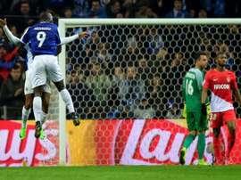 O FC Porto vai ser a única portuguesa nos oitavos de final da Champions. AFP
